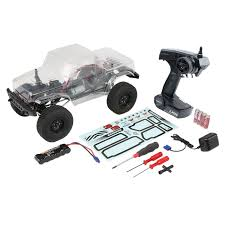 new ecx 1 9 barrage 4wd build to drive scale crawler kit liverc