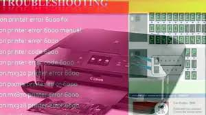 1 855 662 4436 canon mx870 printer error 6000 video dailymotion