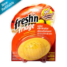 refrigerator odor eliminator deodorizer fresh n fridge fresh