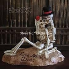 skeleton wedding cake topper best wedding cake topper products on wanelo