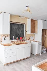 kraftmaid dove white kitchen cabinets kitchen makeover cabinets grows