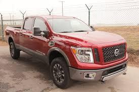 nissan truck titan red 2016 nissan titan xd pro 4x the weekend drive