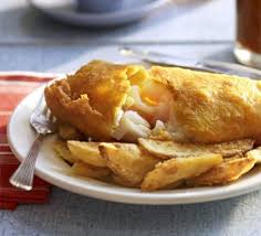 light batter for fish golden beer battered fish with chips recipe bbc good food