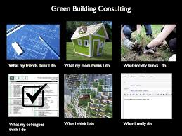 Building Memes - recollective consulting green building career meme