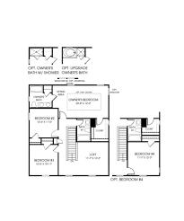 Lennar Independence Floor Plan 6000 Sentinel Drive Spring Hill Tn Mls 1831036
