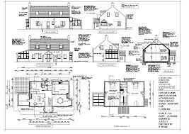 free custom built home digital art gallery construction plans for
