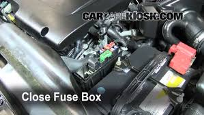 blown fuse check 2002 2006 nissan altima 2003 nissan altima s