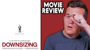 downsizing movie downsizing u2022 movie review youtube