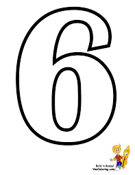 number 5 coloring page affordable number coloring pages mr