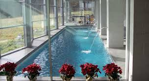 how to build a lap pool building an indoor pool what you need to know luxury pools