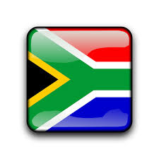 Flag Za South African Flag Clipart 19