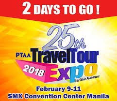 travel expo images 25th ptaa travel tour expo 2018 feb 9 11 smx convention center jpg