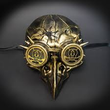 plague doctor masquerade mask steunk bird masquerade mask animal mask masquerade mask