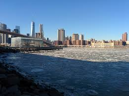 New York rivers images File partially frozen east river in new york city january 2014 jpg jpg