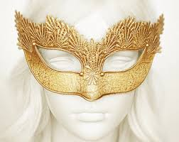 gold masquerade mask handmade masquerade masks and costume accessories by soffitta