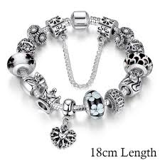 silver jewelry charm bracelet images Queen silver charms bracelet jewels and pets jpg
