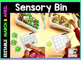 cuisine uip schmidt sensory bin for march april editable bilingual marketplace