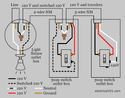 wiring diagram wiring diagram 3 way light switch with 120 v 3 way