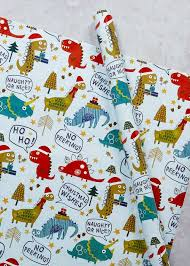 cool christmas wrapping paper dinosaur christmas wrapping paper 10m sadly it appears to no