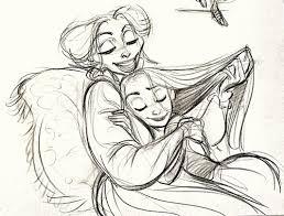 personajes de walt disney imágenes walt disney sketches mother