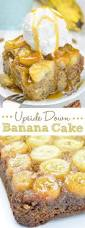 best 25 banana upside down cake ideas on pinterest banana bread
