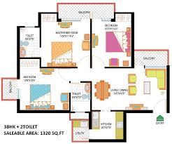 3 bhk apartment floor plan nimbus hyde park noida floor plans 2bhk u0026 3bhk apartments