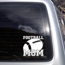 jeep family stickers football mom vinyl decal