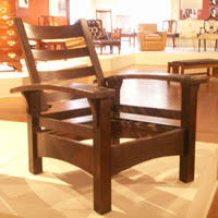 Bow Arm Morris Chair Plans The Stickley Museum