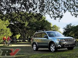 subaru camping trailer top 15 light duty tow vehicles the lighter side rv magazine