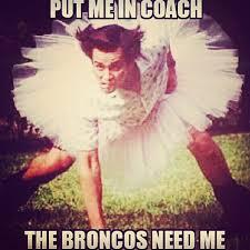 Bronco Meme - broncos losing meme marijuana bowl memes 4 michael bradley time