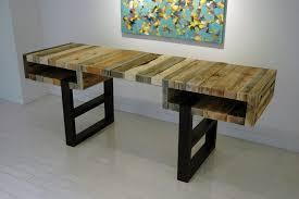 creative pallet desk designs rustic crafts u0026 chic decor