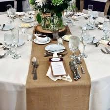 how to make burlap table runners for round tables 60 in round table how to make burlap table runners for round tables