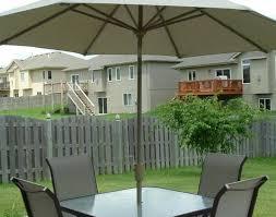 Patio Sets With Umbrella Patio U0026 Pergola Patio Furniture Set With Umbrella Inspirational