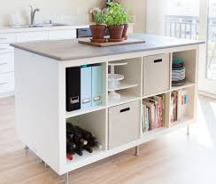how to build a small kitchen island with cabinets 15 diy kitchen islands unique kitchen island ideas and decor