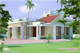 single story modern home design simple contemporary house