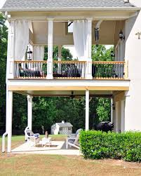 awnings for decks hgtv