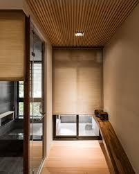 Japanese Style Kitchen K Designs By Style Sunken Patio Modern Japanese House Japanese