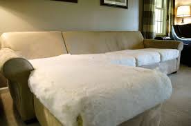 How To Make Slipcovers For Couch How To Make An Old Couch New Again For 10 Living Rich On