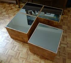 Cube Coffee Tables Creative Of Cube Coffee Table Coffee Table Glass Coffee Table
