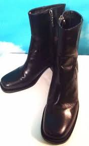 womens boots size 9 1 2 enzo angiolini womens boots black knee high leather boots