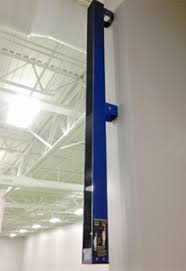 wall mounted height measure brower vertical jump