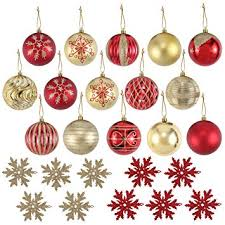 christmas balls joiedomi 25 pack of christmas ornaments set for