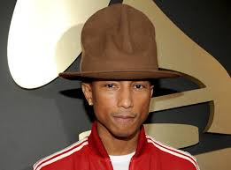 Pharrell Hat Meme - pharrell responds to arby s twitter heckle over his grammys hat