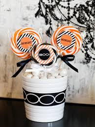 Send Halloween Gift Baskets 21 Halloween Party Favors And Treat Bag Ideas Hgtv