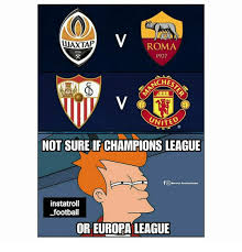 Not Sure If Meme - waxtap roma 1927 1936 ches united not sure if chions league f回