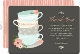 wedding thank you postcards bridal shower thank you cards thank you cards for bridal shower