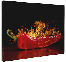 kitchen chili pepper wall art chili pepper christmas marvelous red hot chili pepper canvas print wall hanging art picture