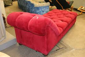 Red Leather Chaise Lounge Chairs Red Chaise Lounge Living Rooms Image Surripui Net