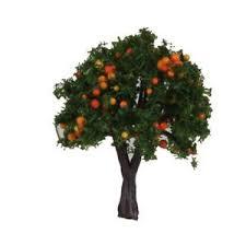 Fruit Tree Garden Layout 20pcs Orange Fruit Trees For Orchard Garden Layout Diy Scale 1 300