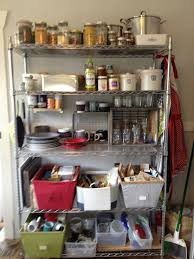 kitchen top metal shelving for kitchens cool home design